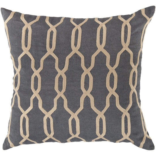 Surya.  The greatest pillow collection to coordinate with Area rugs and more!