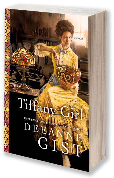 "From the bestselling author of It Happened at the Fair and Fair Play comes a compelling historical novel about a progressive ""New Woman""—the girl behind Tiffany's chapel—and the love that threatens it all."