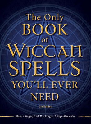 wiccan Books | Only Book of Wiccan Spells You'll Ever Need - Dragon Moon Gifts Canada ...