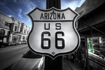 Route 66 Arizona (by S.Roppel)