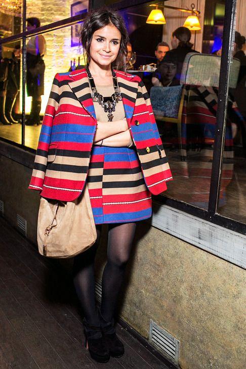 10 best dressed - Выход в свет - Vogue Daily - Журнал VOGUE - Miroslava Duma