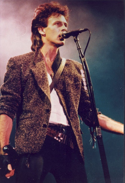 Rick Springfield: 80S, Color
