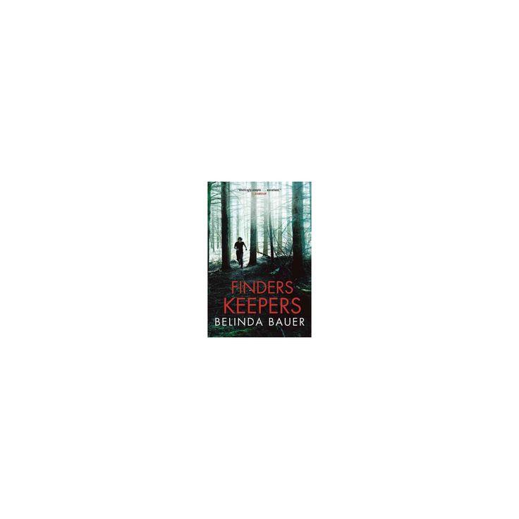 Finders Keepers (Paperback) (Belinda Bauer)