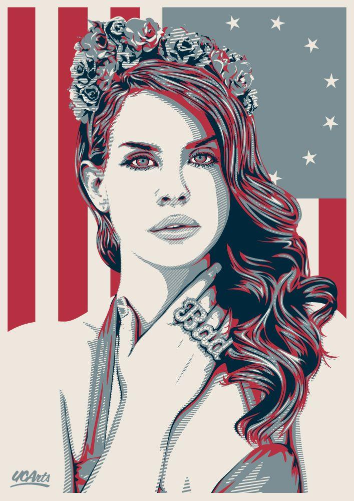 jaden-loves-you:    ~ Lana Del Rey ~