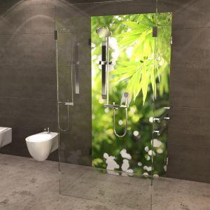 67 besten duschr ckw nde von bilder auf pinterest badezimmer wasserfall und. Black Bedroom Furniture Sets. Home Design Ideas