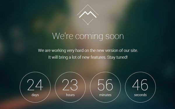Check out Mira – Coming Soon WordPress Theme. Premium Bootstrap Template @bootstrapstage
