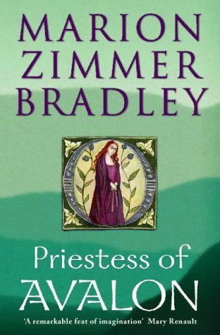 Priestess of Avalon by Marion Zimmer Bradley