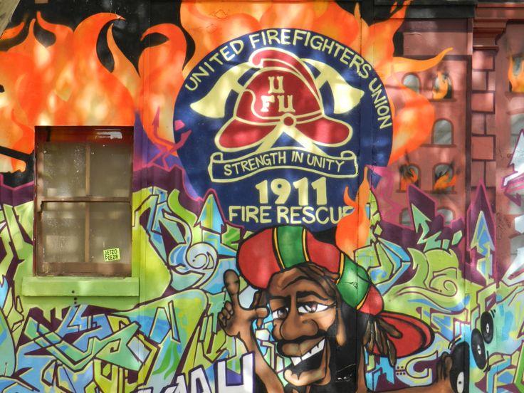 United Fire Fighters Office Brunswick Victoria