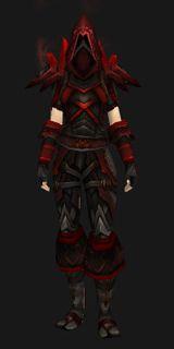 Bloodfang Armor - Transmog Set - World of Warcraft