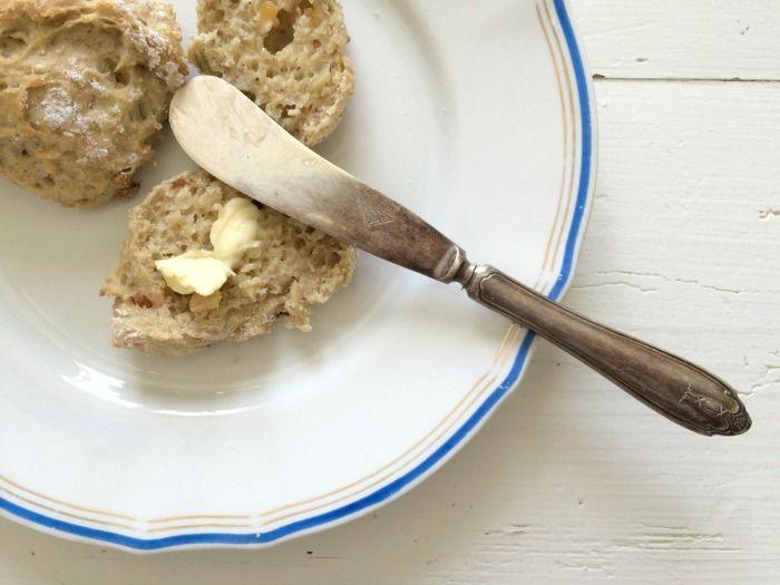 Onnistain - gluteenittomat sämpylät - resepti blogissa
