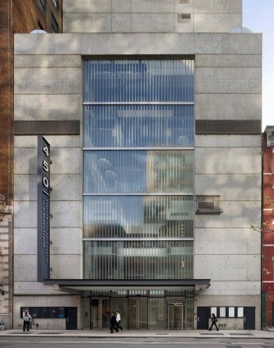 Orchestra Of St. Lukes / H3 Hardy Collaboration Architecture