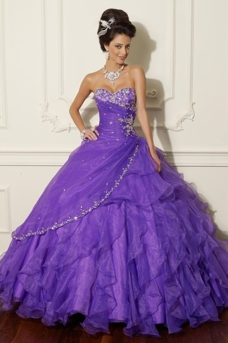 New Arrival Quinceanera Dresses Sweetheart Ball Gown Floor Length With Ruffle Beading Organza
