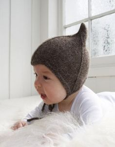 Вязание шапочки для мальчика спицами: чудесная шапочка для ребенка от 1 до 18 месяцев