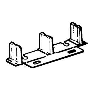 LE JOHNSON 2135PPK1 Bypass Door Adjustable Guide, For 3/4