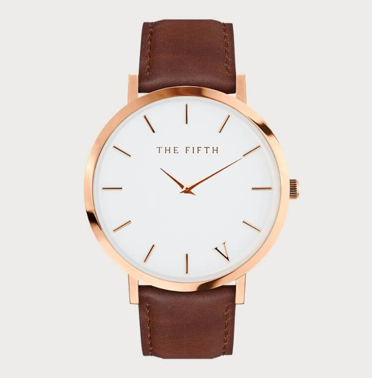 Enter to Win 1 of 5 Luxury Timepieces from The Fifth Watches