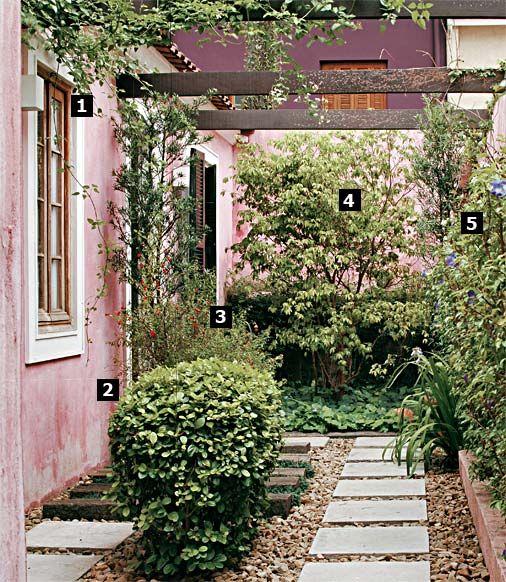 24 soluções para criar cantinhos verdes  Casa Soluçõ Para, Home