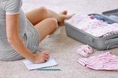 Préparer sa valise pour la maternité, la liste pour ne rien oublier