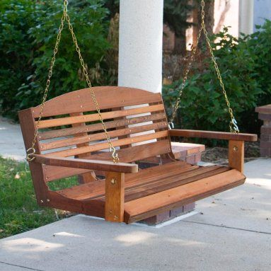 find this pin and more on swing sets by davelarson - Patio Swing Set