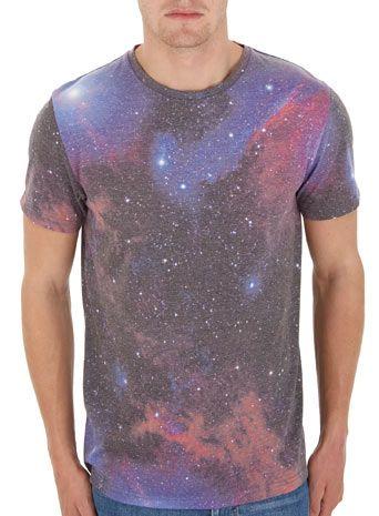 Cosmic man! We love this shirt from Burton!