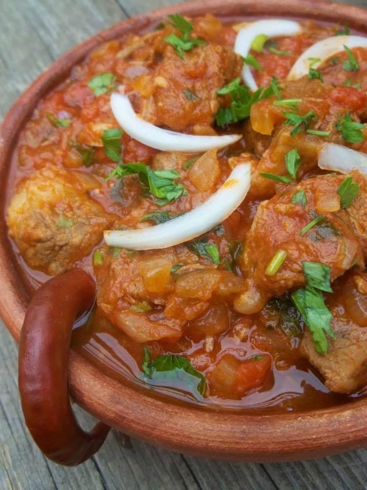 Recette du Sauce Tomate à la Viande (Mar9a bil l7am)