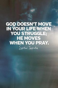 """""""Whenever the insistence is on the point that God answers prayer, we are off the track. THE MEANING OF PRAYER IS THAT WE GET HOLD OF GOD, not of the answer."""" ~ Oswald Chambers #faith"""
