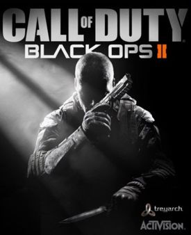 Call of Duty: Black Ops 2. Released on November 18, 2012.