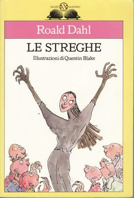 Le Streghe, Roald Dahl (1983)