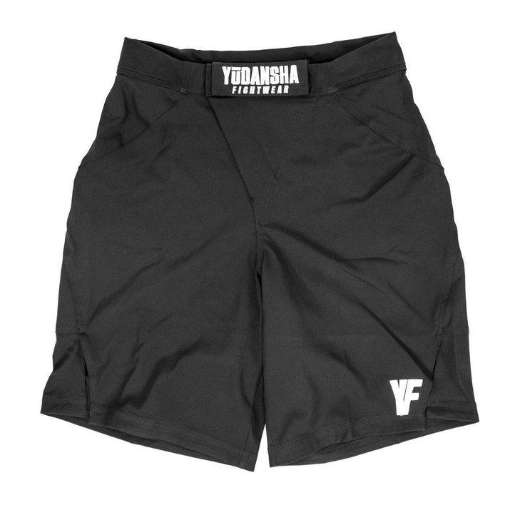 Yudansha Fightwear MMA Fight Shorts