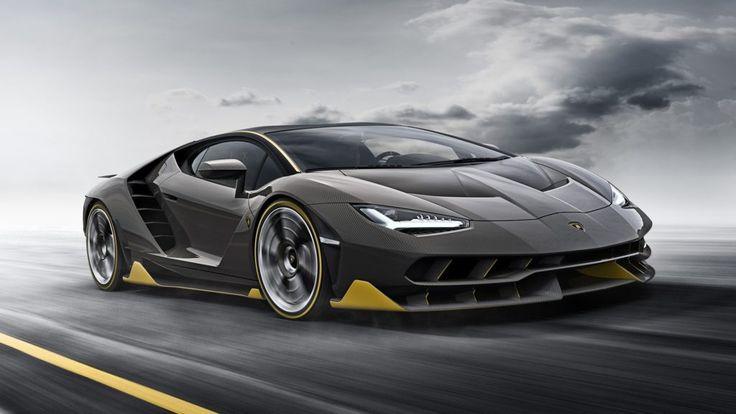 The Top Five Special Edition Lamborghini Models Ever