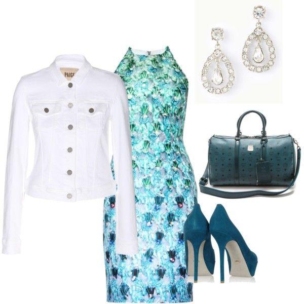 """Church attire"" by bsimon623 on Polyvore"