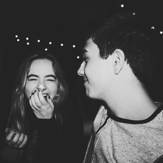 Sabrina carpenter and Bradley steven perry