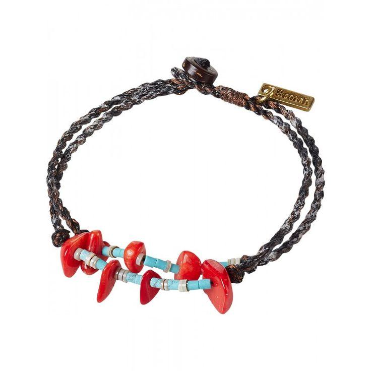 Scotch and Soda bracelet