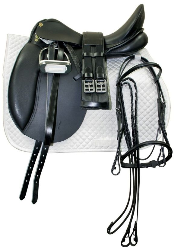 colorful pictures of western saddles | ... Saddle Pack Kincade (Supplies Tack - English Saddles - Dressage by cecile