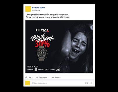 "Check out new work on my @Behance portfolio: ""Social Network Ad - Pauta para redes sociales Pilatos"" http://be.net/gallery/45837739/Social-Network-Ad-Pauta-para-redes-sociales-Pilatos"