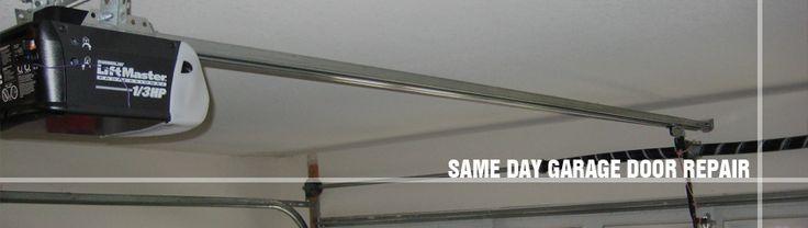 How to reset your electric garage door opener?