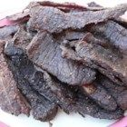 This is the very best jerky you have ever tasted, I've tried a lot of them, and this one's the best - you will reward me on this one! I use venison when available, but cheap round steak is great also, and it's all done in your oven.