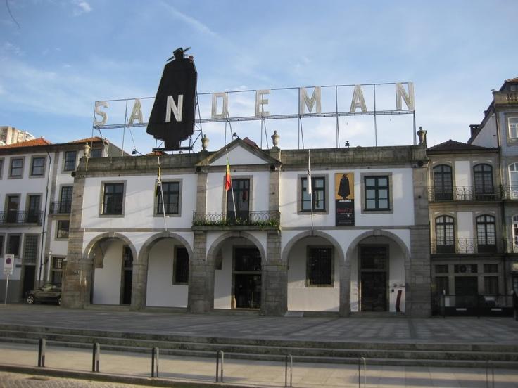 Sandeman Porto Portugal