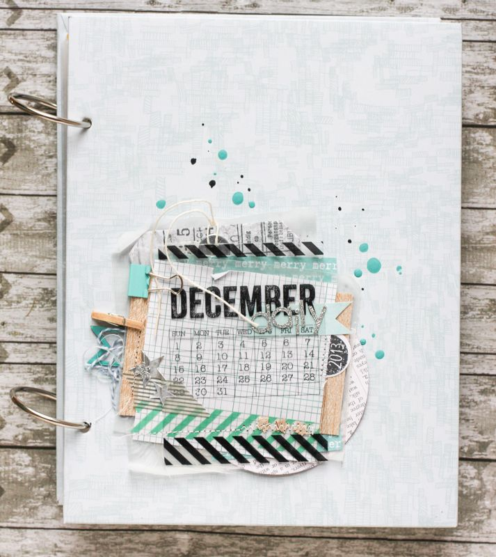 December Daily by Mira