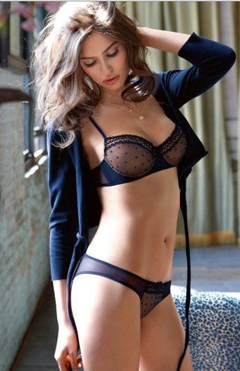 Irina Shayk New Brand Ambassador for IntimissimiLingerie - 3 Sensual Fashion Editorials