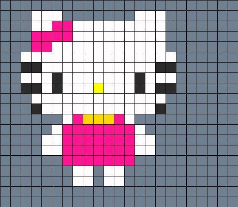 Hello Kitty (square board)