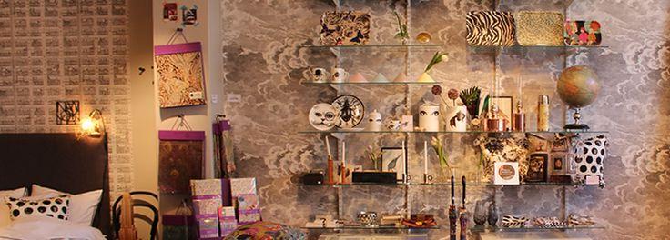 Inredningsbutik i Göteborg och online hos Engelska Tapetmagasinet | Inredning | Tapeter | Bröllopspresent | Göteborg | Fornasetti | Romantisk | Romantic | Rory Dobner |