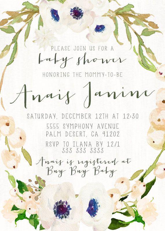 gender neutral baby shower invitation greek by