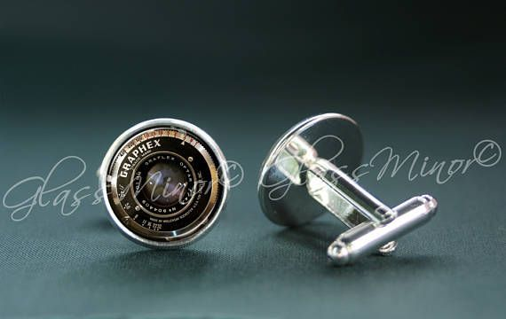 Vintage Camera Lens Cufflinks, Photographer Gift, Groomsmen Usher Cufflinks, Wedding Cufflinks, Gift for Him, Photography Cufflinks Tap link now to find the products you deserve. We believe hugely that everyone should aspire to look their best. You'll also get up to 30% off plus FREE Shipping. Amazing!