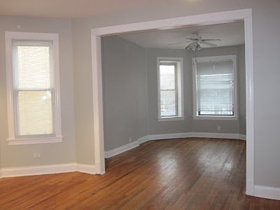 New Apartment Sneak Peak Living Room Dining Room Paint Colors Dolphins And Grey