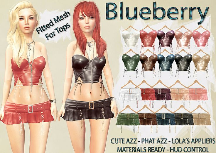 New Release - Fitted Mesh / Mesh for Cute Azz & Phat Azz / Materials & MORE! | Flickr - Photo Sharing!