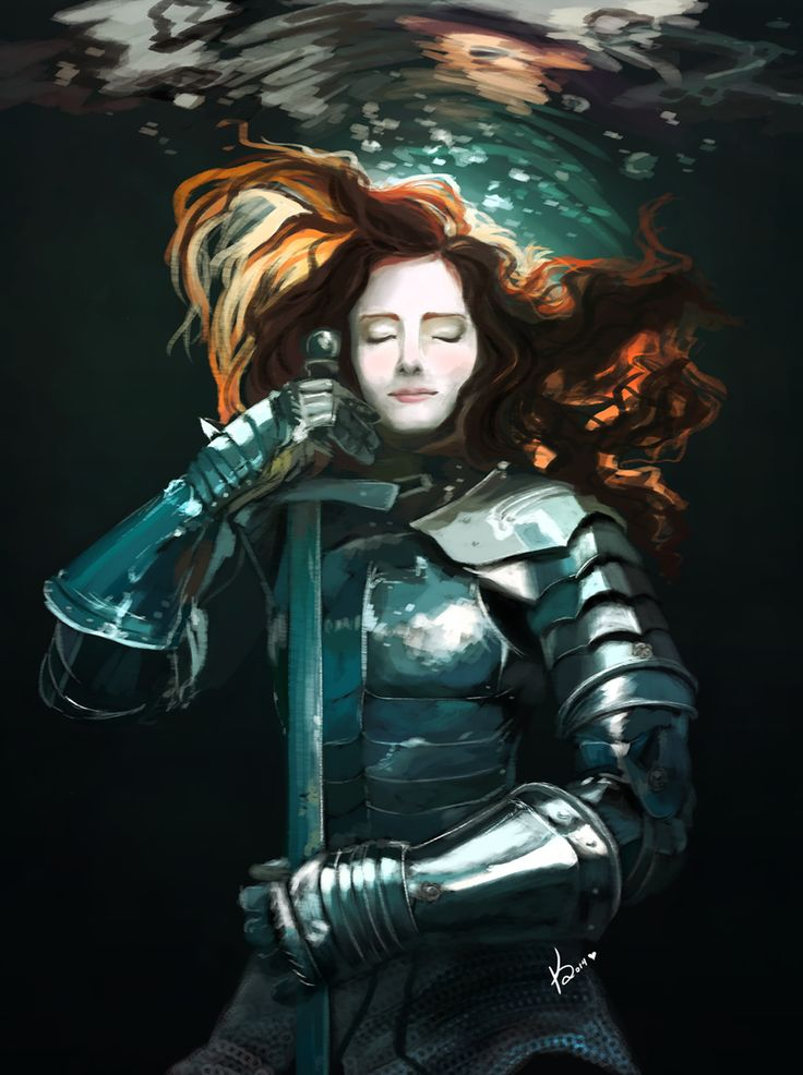 Brenda Stumpf - Underwater Series by Karolyneka.deviantart.com on @deviantART