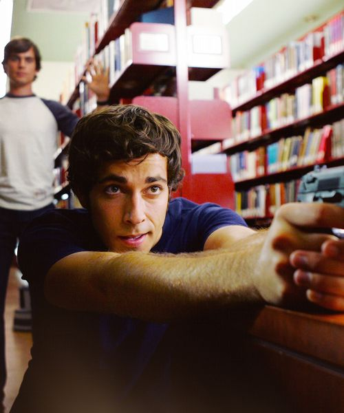 Charles Irving Bartowski, I miss your lovely face so much (Zachary Levi) (me too, and I only just got done watching Chuck today!)