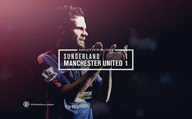 Barclays Premier League Match 2 : Sunderland 1-1 MU (Rodwell 30'/Mata 17') 24 August 2014 - Stadium of Light