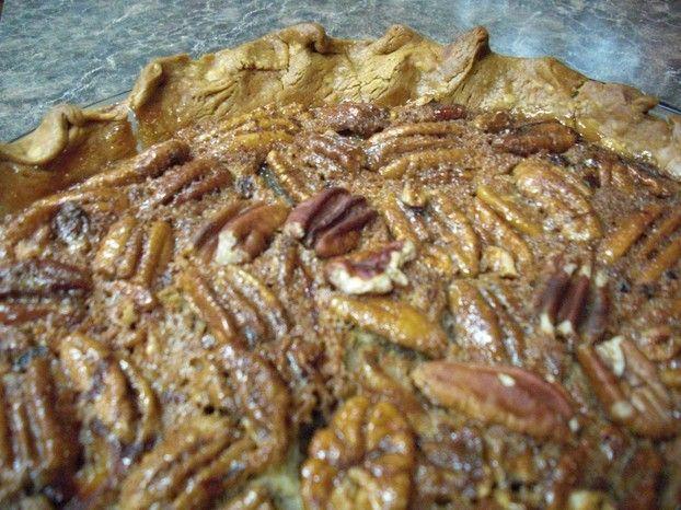 Best Southern Pecan Pie Recipe