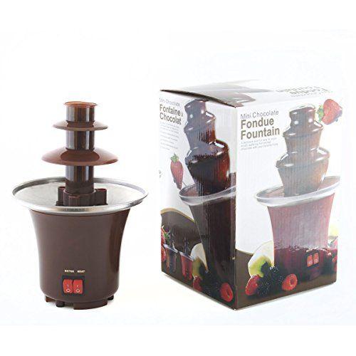 Schokoladenbrunnen Schokofondue Schokoladenfondue-Set Sch... https://www.amazon.de/dp/B018WA9FXC/ref=cm_sw_r_pi_dp_x_x91gybPX4T4WW